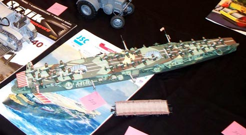 International Paper Modelers Convention Awards